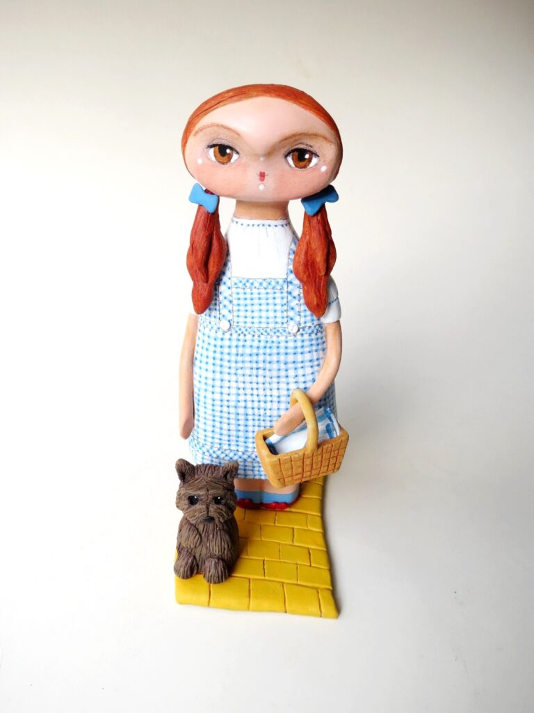 art doll the wizard of oz