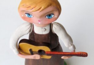 sound of music art doll