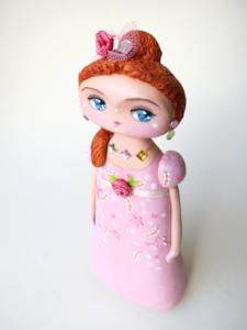 bridgerton art doll