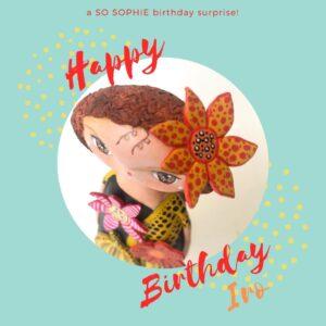 so sophie birthday surprise