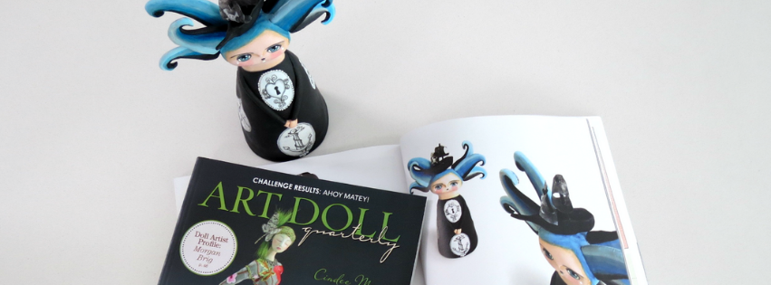 Art Doll Quarterly Feature